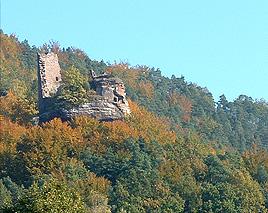 Découvrir les Vosges du Nord